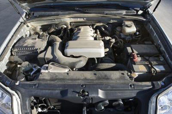 Как я узнаю, что у меня проблемы с креплением двигателя?