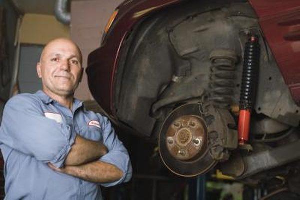 Как снять и установить подшипник переднего колеса для Toyota Corolla