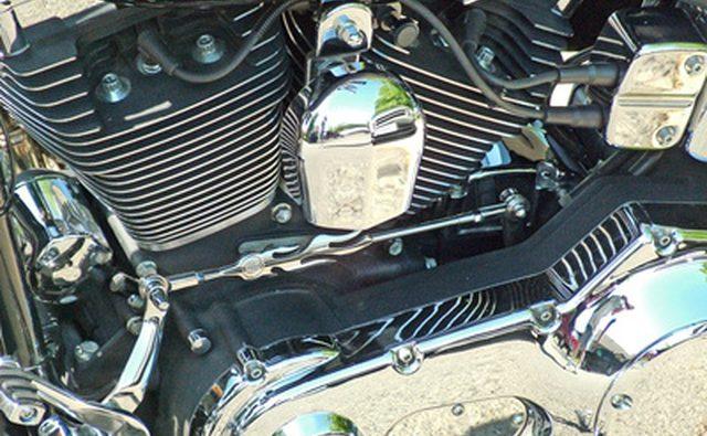 Harley Crankcase