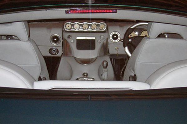 Как удалить запах плесени с обивки автомобиля