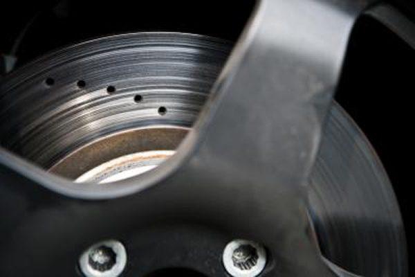 Как заменить тормозную жидкость на Acura TL