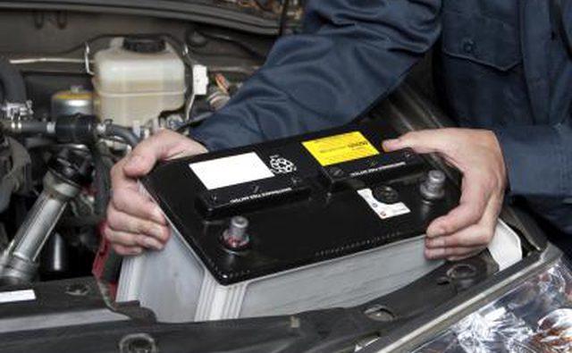 Если ваша батарея разряжена, возможно, неисправен генератор.