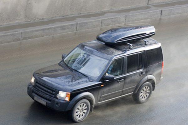 Как открыть заблокированный Range Rover