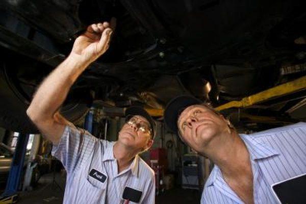 Как идентифицировать болт Chevy 10