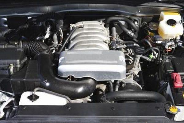 5.4 Проблемы с двигателем Ford V8