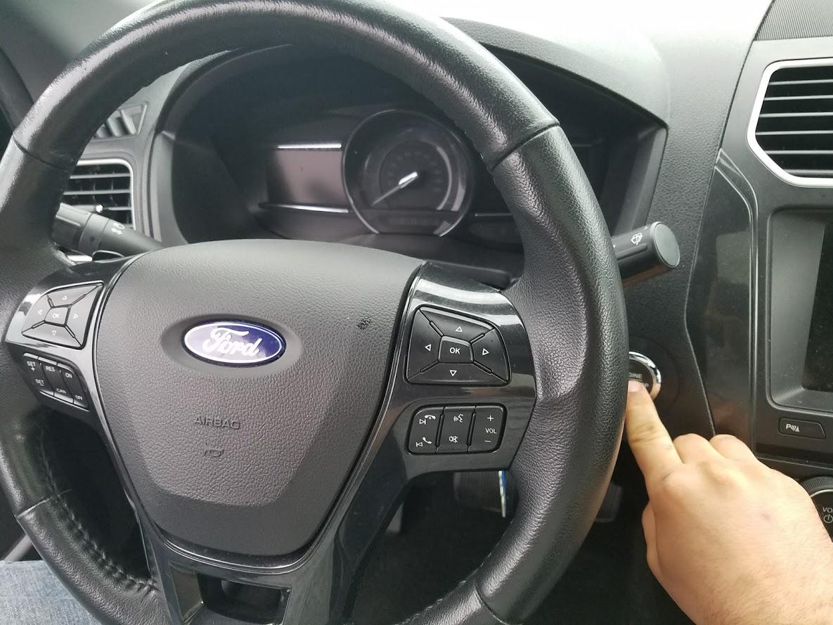Горит лампа неисправности или сообщение на панели приборов в Форд Фиеста 2008 (2008 - 2012), как устранить и что делать?
