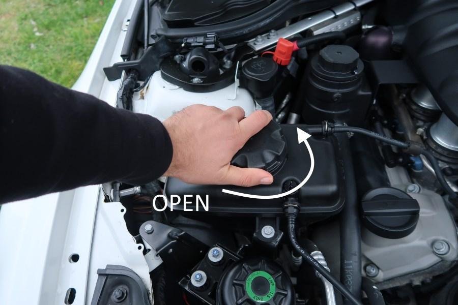 Система охлаждения двигателя (перегрев, уходит антифриз и т.д.) » Территория BMW e36 - всё об авто, от обзоров до тюнинга