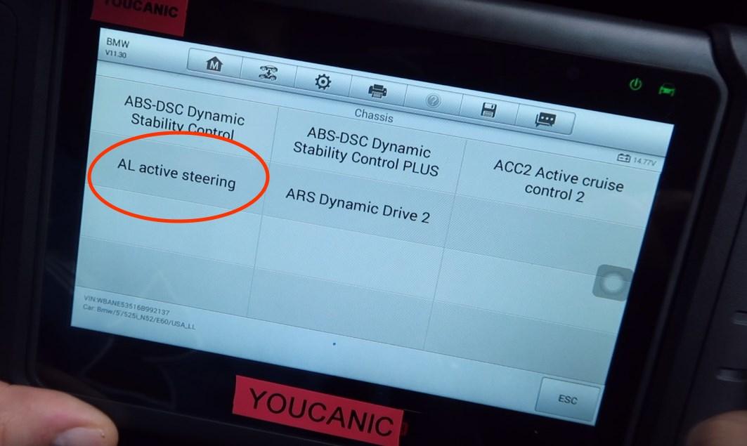Интегральное активное рулевое управление на X7 G07 - Автосервис БМВ -
