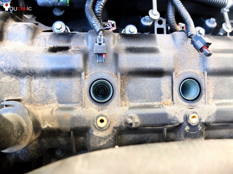 2011-17 Dodge Durango замена свечи зажигания 3.6л V6 катушка зажигания