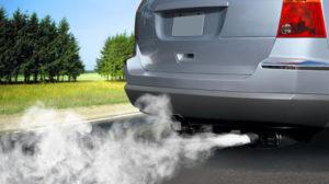 Причины белого дыма из выхлопной трубы