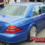 2003-09 Замена вспомогательной батареи Mercedes-Benz E-Class