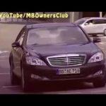2006-2013 Замена вспомогательного аккумулятора Mercedes S CL класса W221