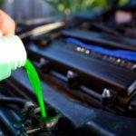 2010-2018 Mazda 5 Как добавить антифриз охлаждающей жидкости, проверить уровень