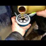 DIY Hyundai Замена масла и руководство по замене фильтра
