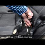 Инструкции по удалению заднего сиденья Kia Hyundai