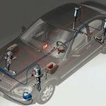 Инструкции по замене компрессора подвески Mercedes AirMATIC