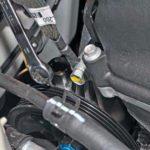Инструкция по замене крепления двигателя Hyundai
