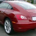 Инструкция по замене масла Chrysler Crossfire