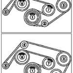 Инструкция по замене промежуточного шкива Mercedes