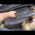 Как добавить антифриз/проверить уровень охлаждающей жидкости на Chrysler Crossfire