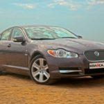 Как начать Jaguar XF