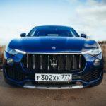 Как открыть капот Maserati