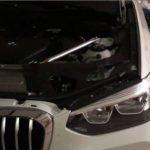 Как открыть застрявший капот BMW