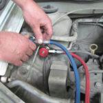 Как перезарядить кондиционер на автомобилях Chevrolet