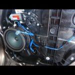 Как поменять стеклоподъемник Hyundai Elantra 2011-2016