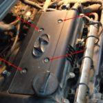 Как поменять свечи зажигания Hyundai Kia Four Cylinder Engine