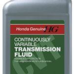 Как поменять жидкость на трансмиссиях Honda CVT