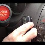 Как попасть внутрь и запустить Acura, если батарея разряжена