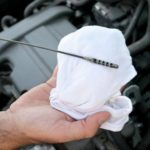 Как проверить уровень масла в автоматической коробке передач Mazda