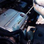 Как проверить уровень моторного масла на Mitsubishi