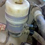 Как проверить/добавить жидкость для гидроусилителя руля на Cadillac