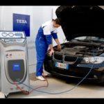 Как самостоятельно зарядить кондиционер BMW