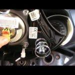 Как снять подушку безопасности водителя Hyundai
