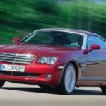 Как управлять кабриолетом на Chrysler Crossfire