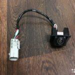 Как включить/выключить навигационные линии камеры заднего вида GM Chevrolet