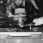 Как вручную провернуть двигатель Mercedes-Benz