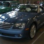 Как вручную управлять складным верхом Chrysler Crossfire