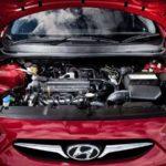 Как заменить двигатель воздушного фильтра Hyundai Elantra 2011-2016
