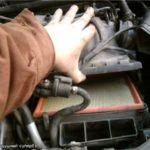 Как заменить двигатель воздушного фильтра на BMW 3-Series 2004-2013
