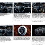 Как заменить кнопки рулевого колеса BMW