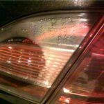 Как заменить задний фонарь на Mazda 5 2010-18
