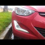 Как заменить задний поворотник Hyundai Elantra 2011-16