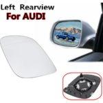 Как заменить зеркало бокового вида BMW водителя или пассажира