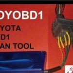 Лучшие OBD2 сканеры для Toyota, Lexus, Scion