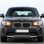 Неудачный сброс тормоза BMW