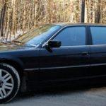 Объясненный профиль водителя BMW